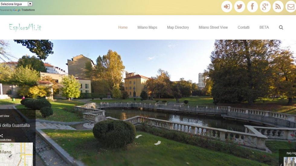 EsploraMi - Web Directory Milano
