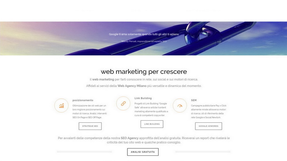 Web Net 3.0 - Seo & Web Agency