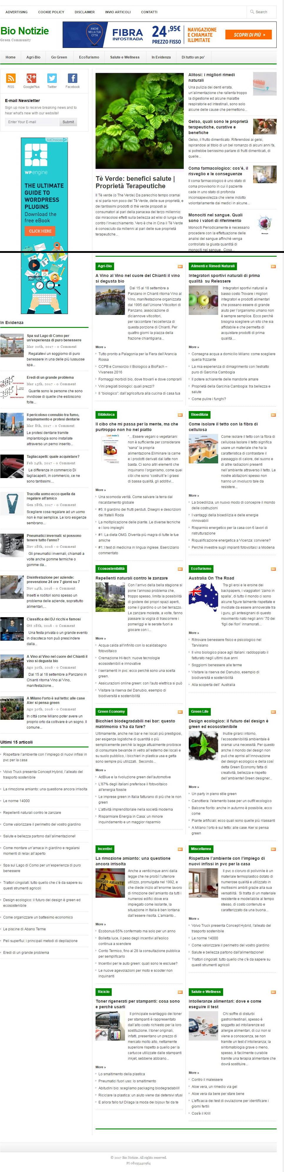 BioNotizie.com - bio