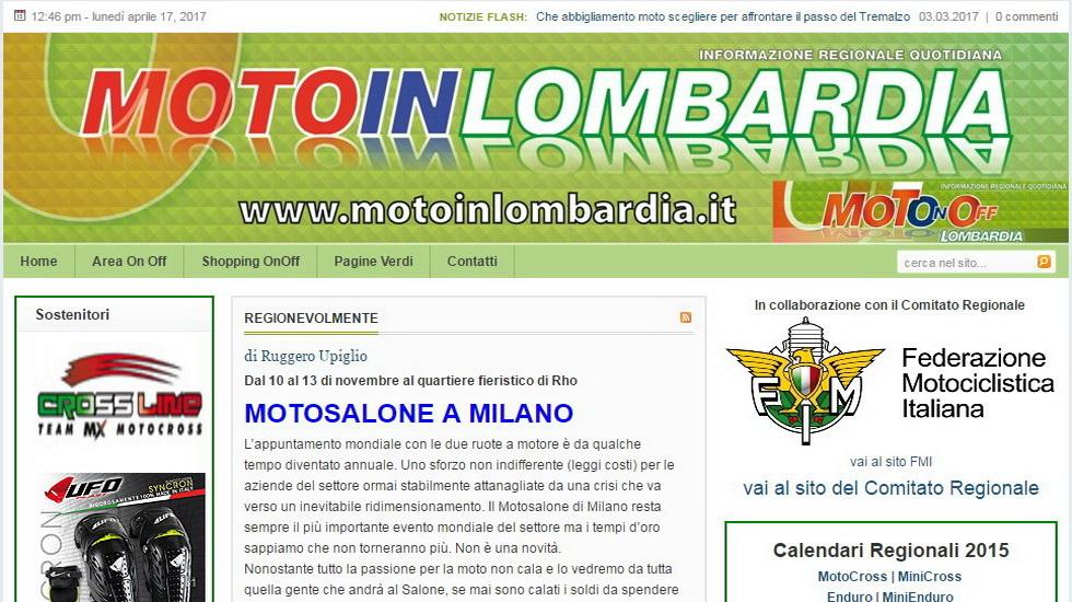 Moto in Lmbardia