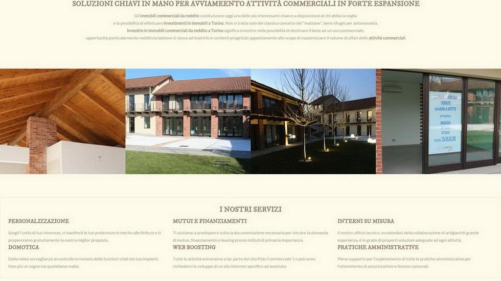 Polo Commerciale 1 - Centro Commerciale Rivalta di Torino