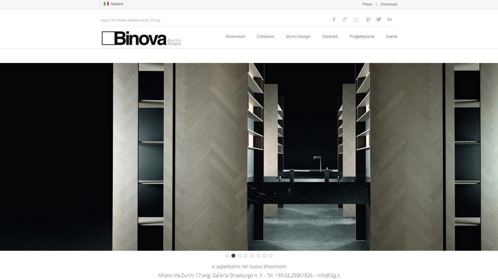 Binova Milano - Kitchen Store