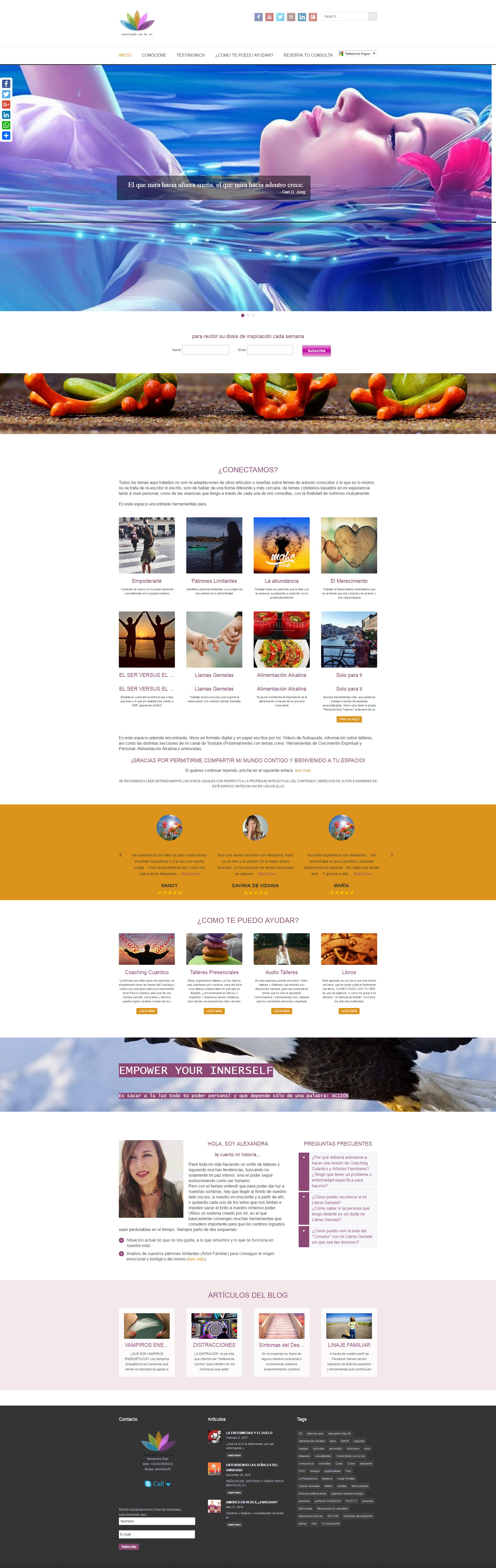www.conectandocontuser.com