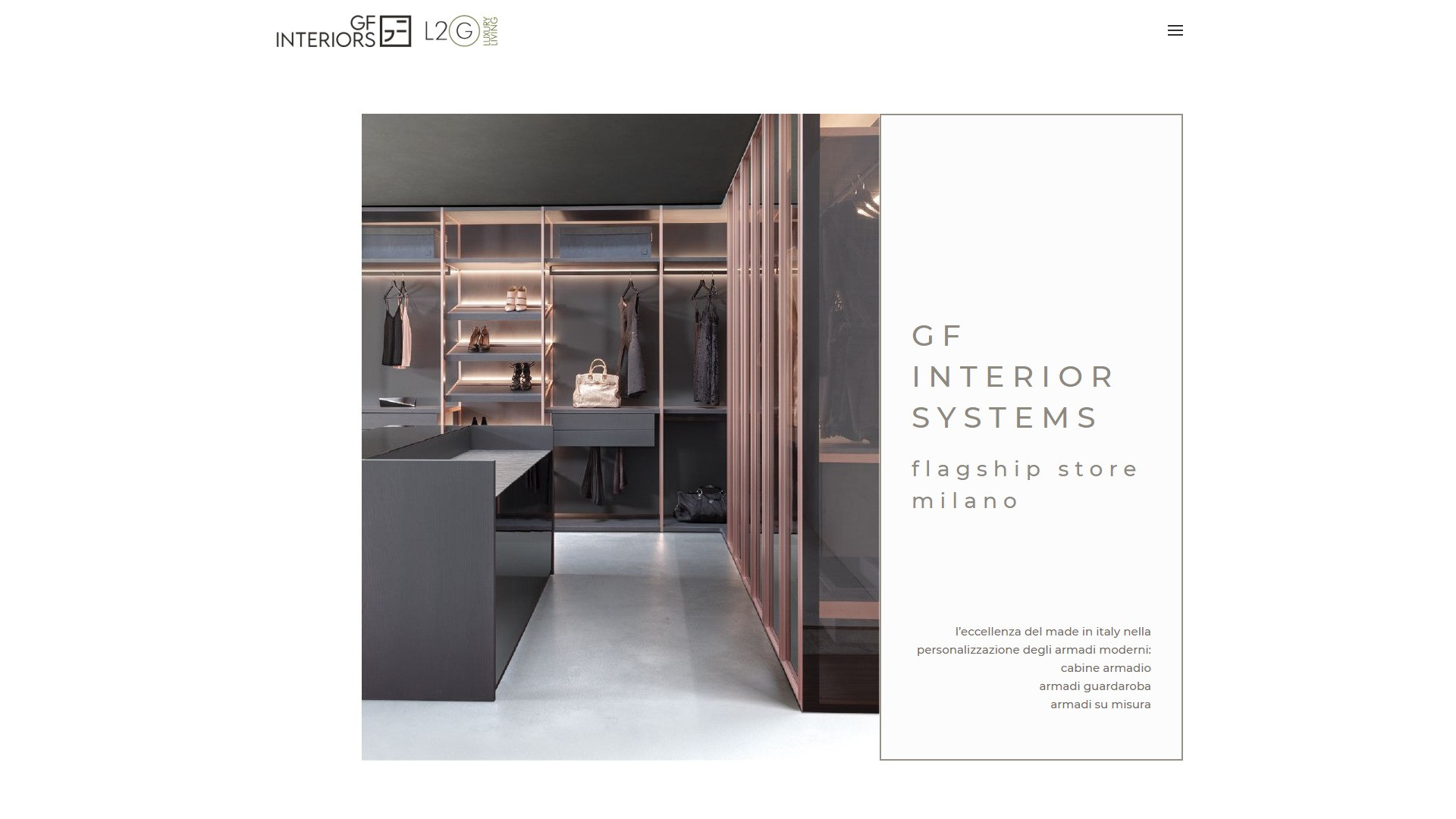Guzzini & Fontana Milano